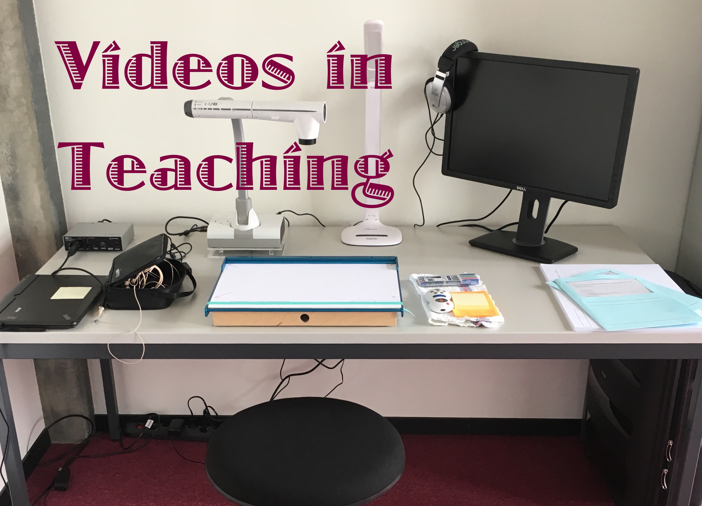 Cover image for PolyBooks: Videos in Teaching