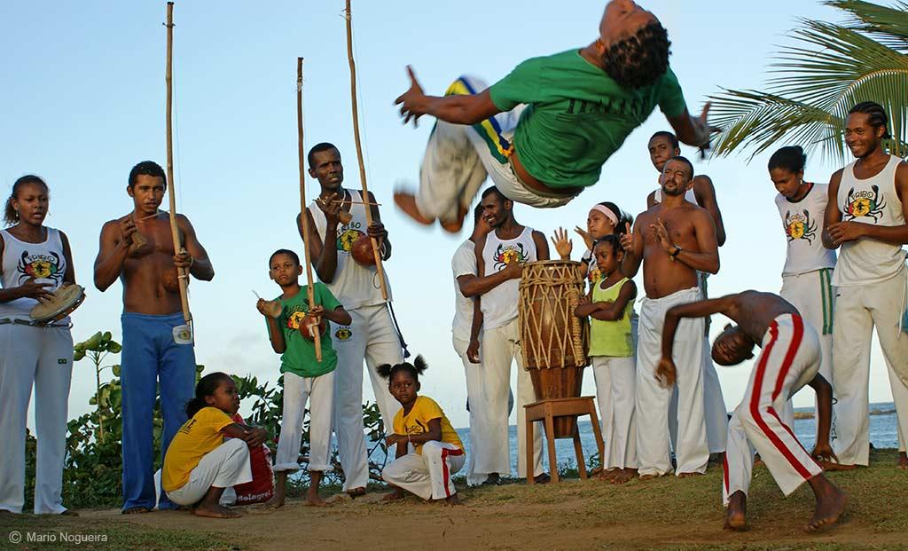 Cover image for PolyBooks: Capoeira – Mehr als nur ein Sport?